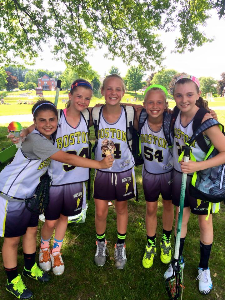 Summer Lax Kicks Off In Western Ma Laxachusetts Girls Lacrosse